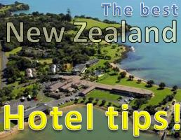 Best New Zealand hotel tips